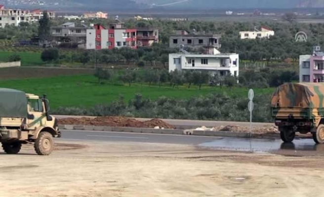 Hatay'da sınırdaki tarım arazilerinde yasak devam ediyor