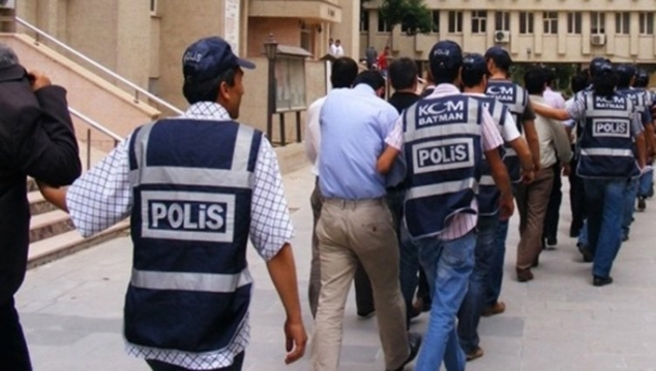 Hava Kuvvetleri Komutanlığı'nda FETÖ operasyonu: 22 gözaltı kararı