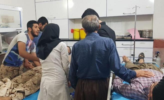 İran'da 6.1 şiddetinde deprem: 7 ölü