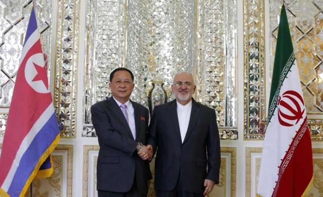 İran ve Kuzey Kore üst düzey heyeti Tahran'da buluştu