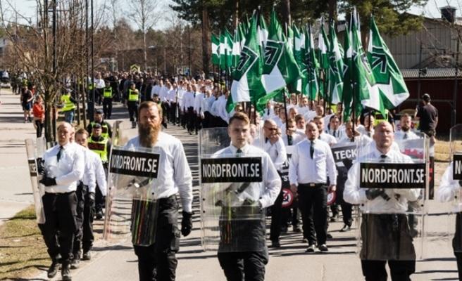 İskandinav ülkelerinde neo-Nazi alarmı