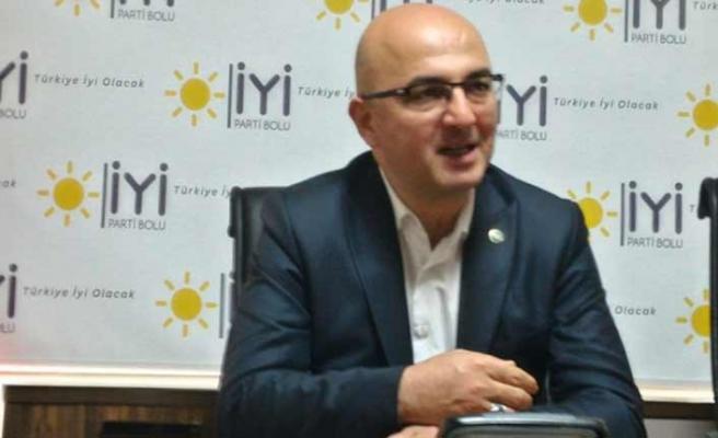 15 Temmuz gazisi İYİ Parti'den neden ayrıldığını açıkladı