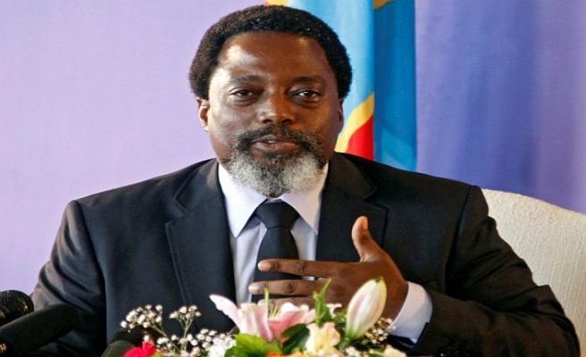 Kabila yeniden aday olmayacağını duyurdu