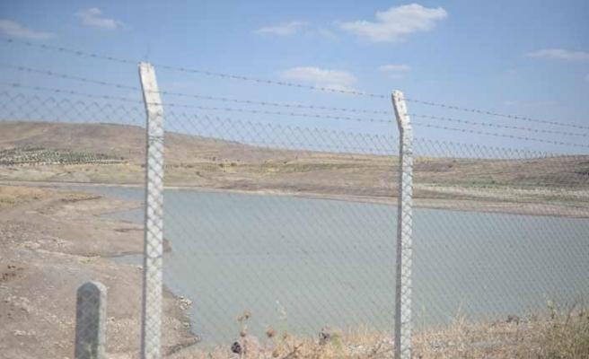 Kilis barajında 3 günlük su kaldı