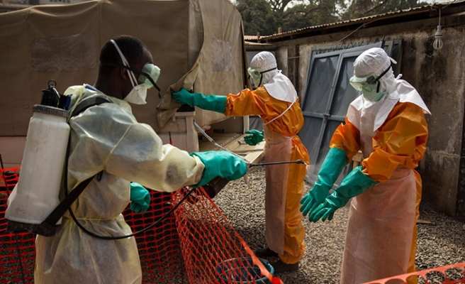 Kongo'nun Ebola ile imtihanı
