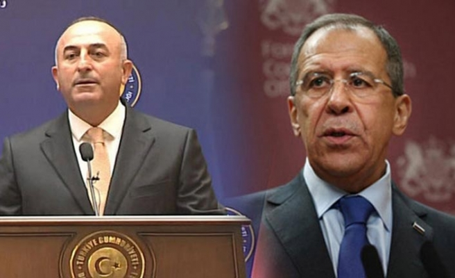 Lavrov'dan Çavuşoğlu'na:  En kısa zamanda müjdeyi alacaksınız