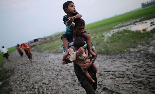 Myanmar ordusundan Arakan krizi için 'yalan kitap'
