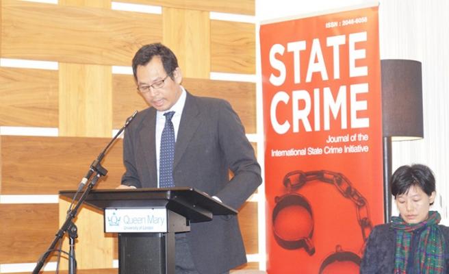 Myanmar yönetimi Nazilere benzetiliyor