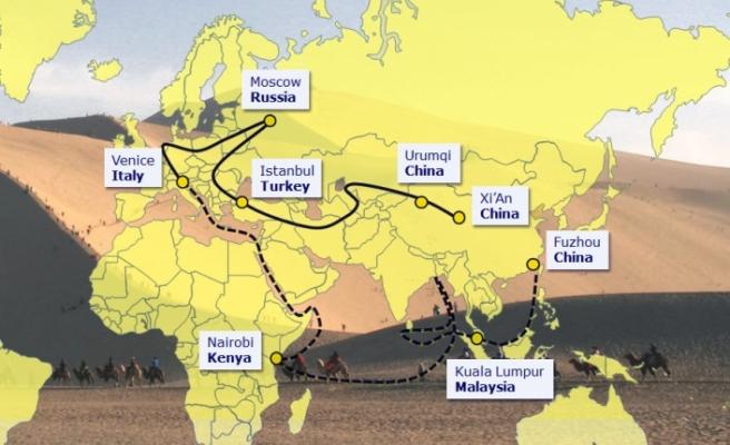 Orta Asya ülkeleri İpek yolu vizesi için hazırlanıyor