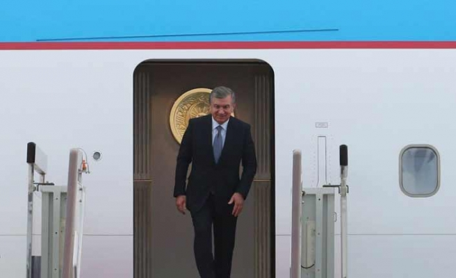 Özbek liderin ilk Avrupa ziyaretinin yeri belli oldu