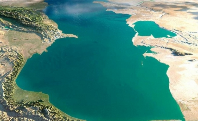 Paylaşılamayan Hazar Denizi sorunu çözülüyor