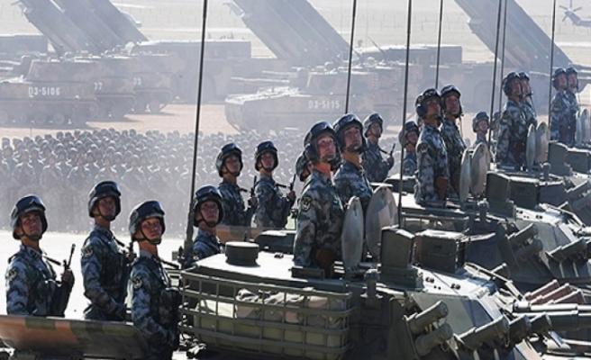 Çin'den Esed rejimine asker desteği