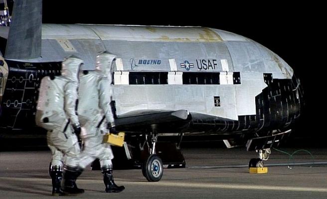 Pentagon savaşları uzaya taşıyacak