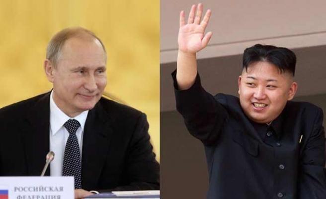 Putin ve Kim Jong-un görüşmesinin ilk adımı atıldı