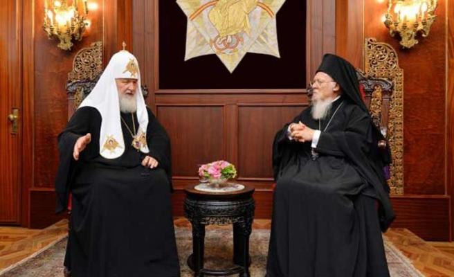 Rusya Ortodoks Kilisesi Patriği Kirill, İstanbul'da