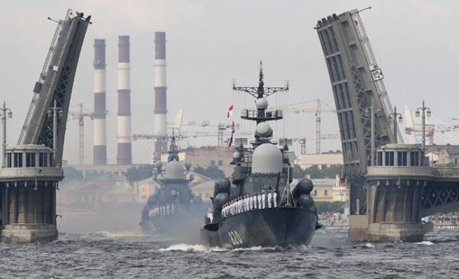 Rusya'dan Akdeniz'e askeri çıkarma