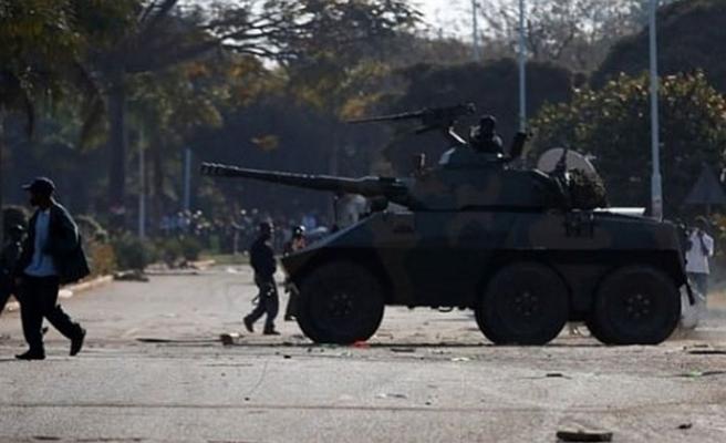Seçim sonrası karışan Zimbabve'ye itidal çağrısı