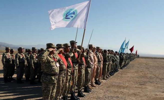 ŞİÖ üyeleri Rusya'da terörle mücadele tatbikatı yaptı
