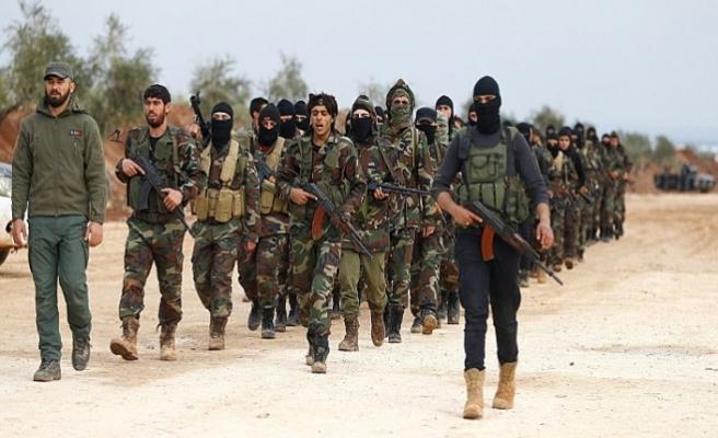 Suriye'de muhalif gruplar tek çatı altında birleşti