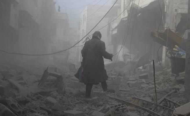 Suriye'de temmuzda 887 sivil öldürüldü