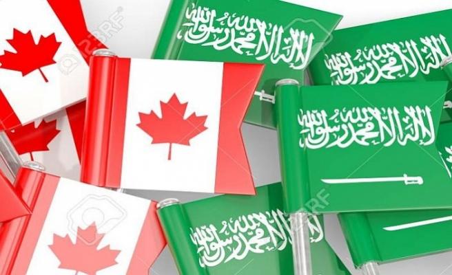 Suudi Arabistan, Kanada'ya uçuşları da durdurdu