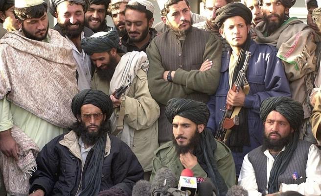 Taliban heyeti Taşkent'te