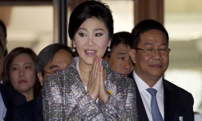 Tayland, eski başbakanın iadesini istiyor
