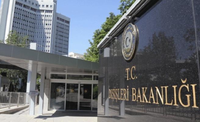 Türk heyeti yola çıktı
