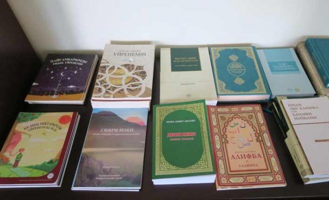 Türkiye'den Kazakistan'a din eğitimi desteği