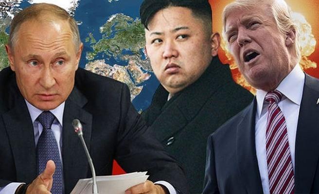 Washington Rusya'yı  Kuzey Kore ile sıkıştırma peşinde