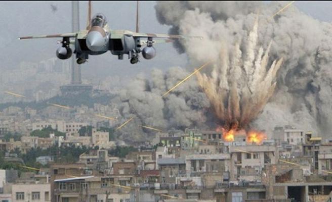 Yemen'de hava saldırısı
