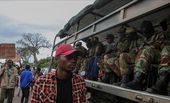 Zimbabve seçimlerinde Mnangangwa birinci çıktı
