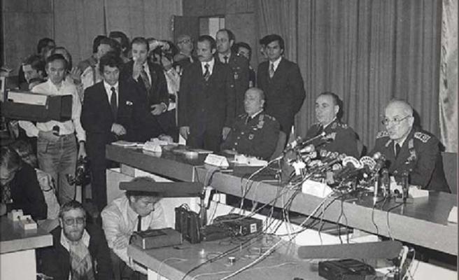 ABD'nin 12 Eylül belgelerindeki itiraflar