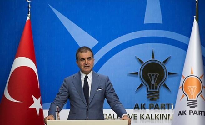 AK Parti Sözcüsü Çelik'ten seçim ve ittifak açıklaması
