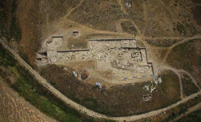 Amasya'da 2 bin 500 Yıllık Pers sarayı bulundu