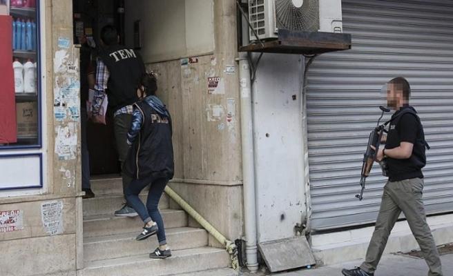 Ankara'da DEAŞ operasyonunda 4 gözaltı