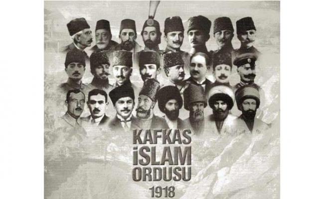 Bakü'de Enver Paşa ve Kafkas Ordusu müzesi