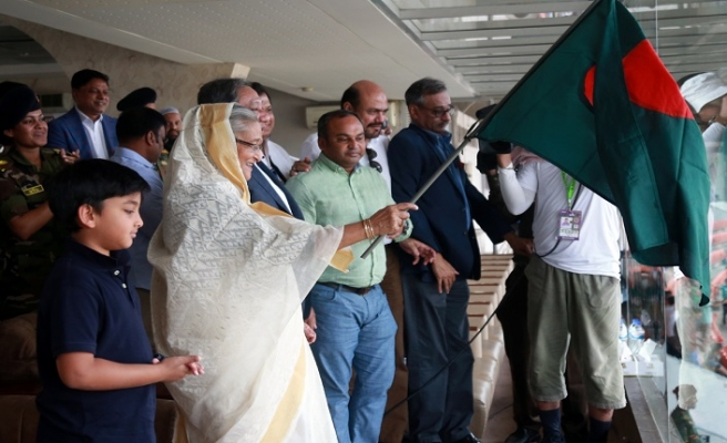 Bangladeş Başbakanı, uluslararası topluma çağrıda bulundu