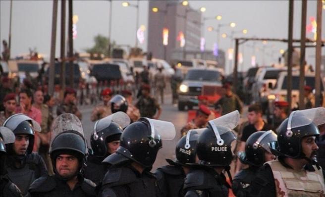 Basra'daki gösteriler dinmiyor
