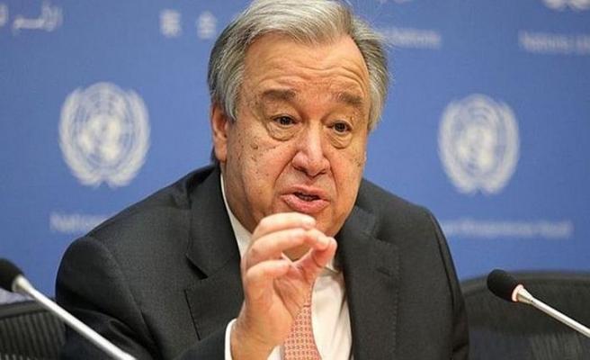 """BM Genel Sekreteri'nden """"ABD'nin gücü"""" itirafı"""