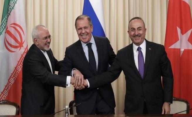 BM merkezinde Türkiye, Rusya ve İran zirvesi