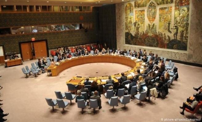 BMGK'da Suriye'de kimyasal silah tartışması