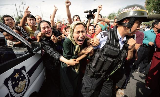 Çin, Müslümanların sessizliğinden istifade ediyor