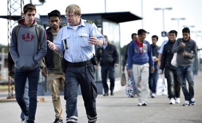 Danimarka sığınmacıların izini kaybetti