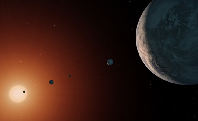 Dünya'dan 250 kat fazla su bulunan gezegenler keşfedildi