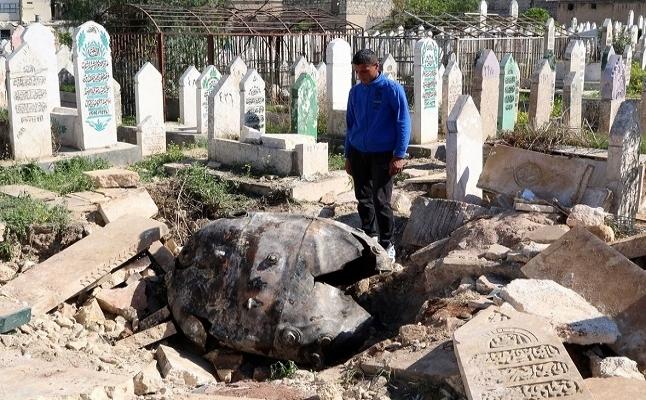 Esed rejiminden 67 varil bombası saldırısı