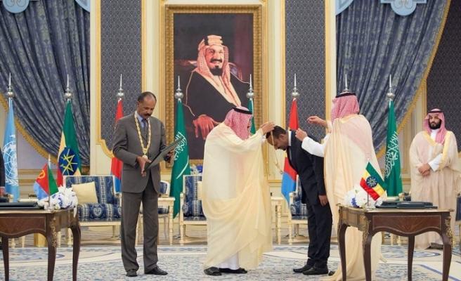 Etiyopya ve Eritre Cidde'de anlaştı