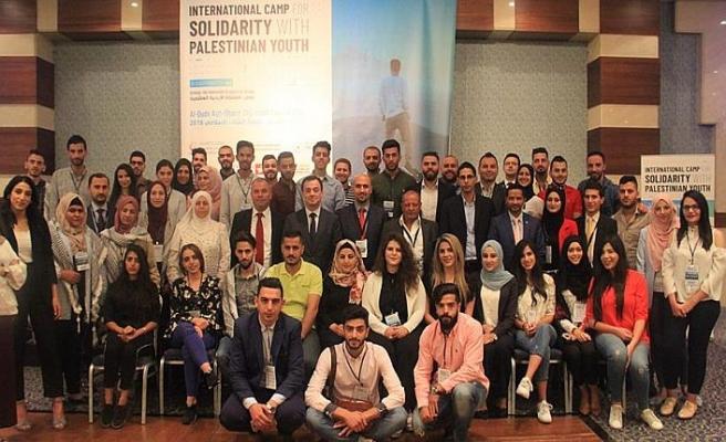 'Filistin Ulusal Gençlik Konseyi' kuruldu