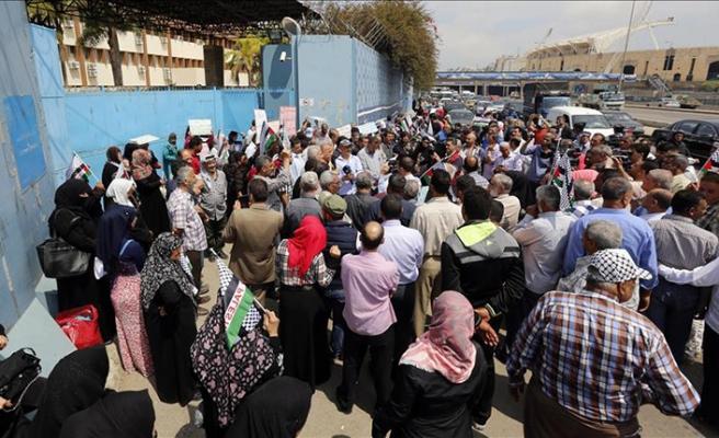 Filistinli mültecilerin geri dönüş çilesi