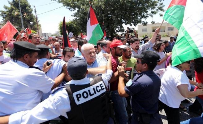 Filistinliler ABD'ye öfkeli